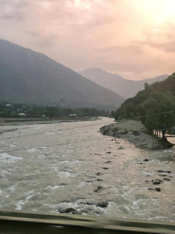 The Jhelum!
